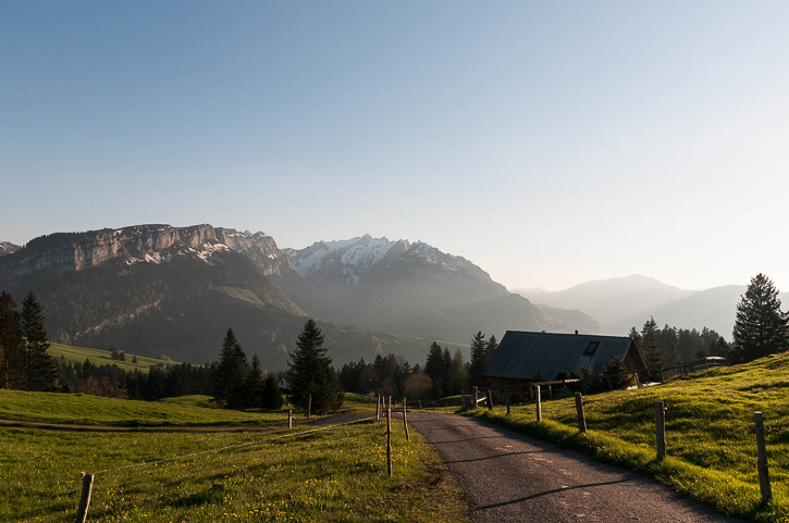 Anfahrt und Lage © Seelen-Reise.ch